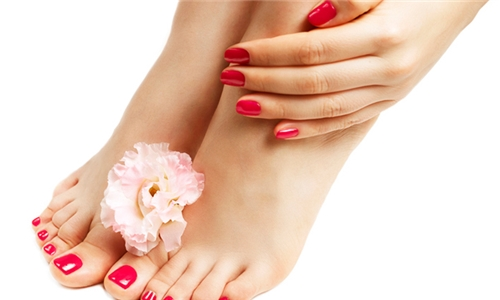 Deluxe Manicure and/or Pedicure with Gel at Love Your Nails
