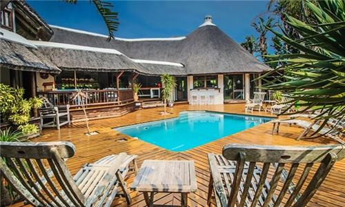 Eastern Cape: 1 or 2-Night Anytime Stay for Two at Sandals Guest House