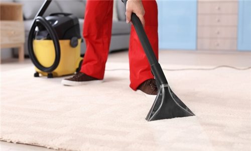 Carpet Cleaning Services for up to 5 Rooms with Blue Star Cleaning Services