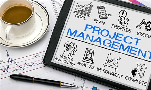 Online Course: Project Management 5 Course Bundle with E-courses4you