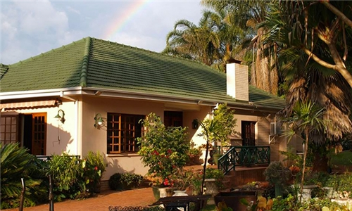 Zimbabwe: 3 or 5-Night Anytime Stay for Two at 12 Fleetwood Guesthouse