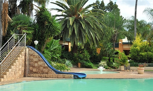 Rustenburg: 1 or 2-Night Stay for Two Including Breakfast at Safari Lodge, Hotel & Convention Centre