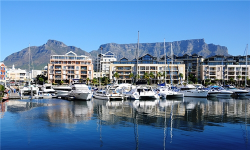 Cape Town: 2-Night Anytime Stay for Two at 214 & 410 Harbour Bridge