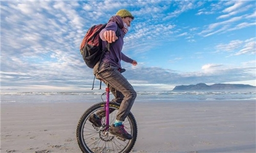 1-Hour Unicycle Lesson from OddWheel Unicycles