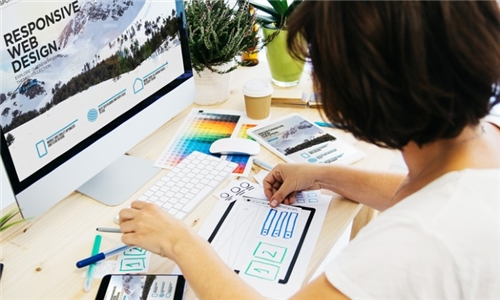 Online Course: Complete Web Design with Graphics Design and Adobe Photoshop CC with One Education