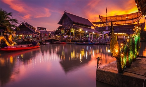 Nov 2020 – Oct 2021: 6-Day Classic Thailand Bangkok Land Tour