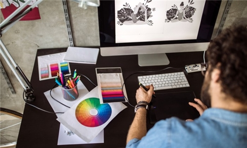 Online Course: Graphic Design with One Education