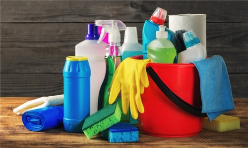 Large Household Cleaning Combo Including Delivery