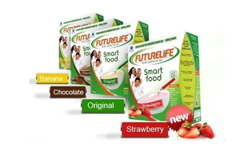 12 x 1,25 kg Package of FUTUReLIFE® Smart Food™ – Assorted Flavours Delivered to your Door