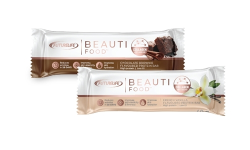 20 x 40g Sai Bars French Vanilla or Caramel Latte of Futurelife Beauti Food Delivered to your Door