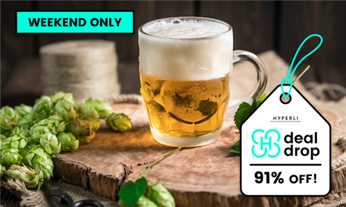 Online Course: Home Brewing Beer from International Open Academy