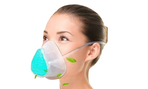 Zuhari N95 Reusable Silicone Mask Including 5 Filters from Zuhari
