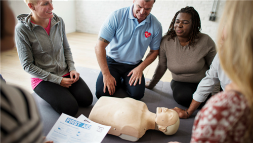 Online Course: CPR & First Aid from International Open Academy