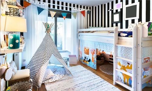 Online Course: Interior Design – Kids Rooms from International Open Academy