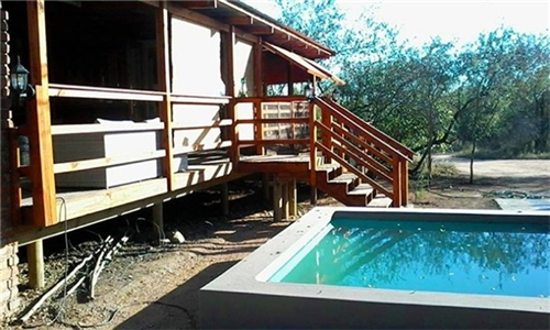 Marloth Park: 2-Night Anytime Stay for Four at Magani Ridge