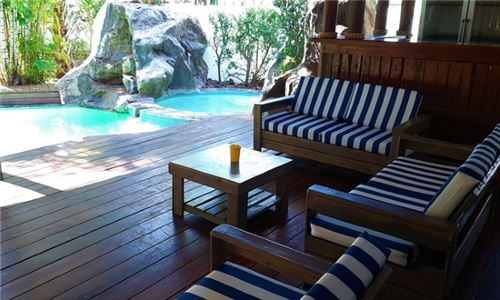 Bela Bela: 2-Night Anytime Stay for Two Including Breakfast, Couples Back Massage & Romantic Room Make up at The Villa Manor & Day Spa