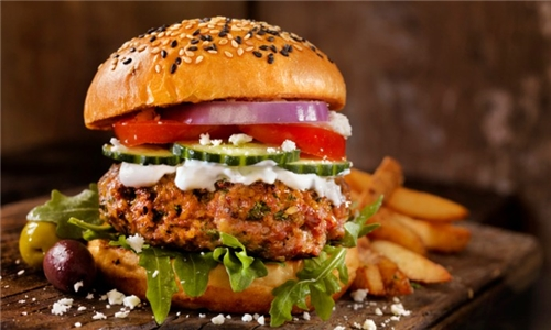 2 x Jumbo Mutton Burgers with Delivery from Rancho's Grill House