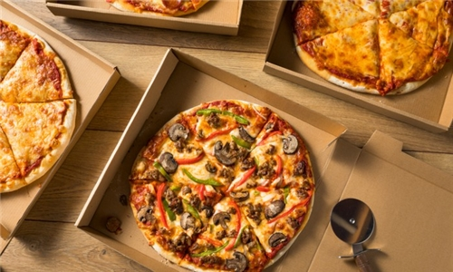 Choice of 2 Large Pizza's Delivered to your Door