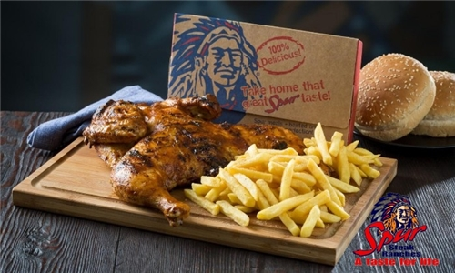 Spur Combo Deal Including Delivery from Checotah Spur Steak Ranch