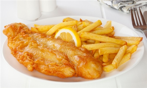 Fish and Chips for One, Two or Four with Delivery (excl) from Villas Coffee Hub and Grills