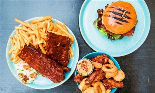 Choice of Family Meat Feast from Plantation Café with Delivery to your Door (excl)