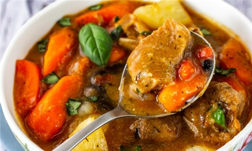 Lamb Stew or Curry Served with Mash with Delivery (excl) from Fahrenheit Seafood & Grill, Benoni