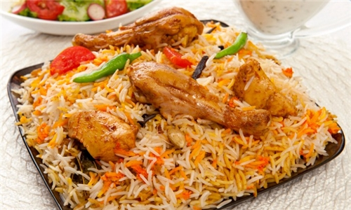 Choice of Indian Meal Including Delivery from Copper Chimney, Multiple Branches