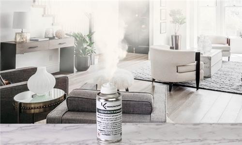 Essential Goods: 4 x Bottles of DIY Disinfectant Fogging Spray Including Delivery