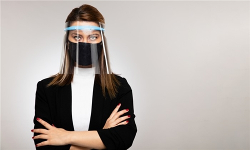 10, 20, 30 or 50 Face Shields Including Delivery