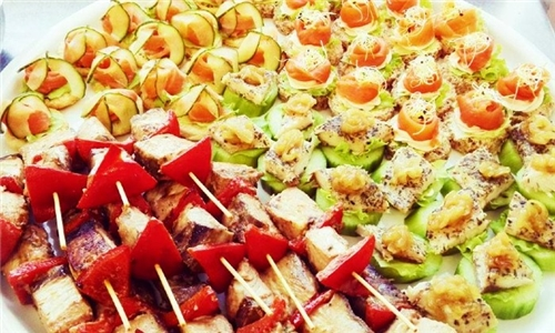 Choice of Sweet or Savoury Platters Delivered to your Door from Relish your Thyme