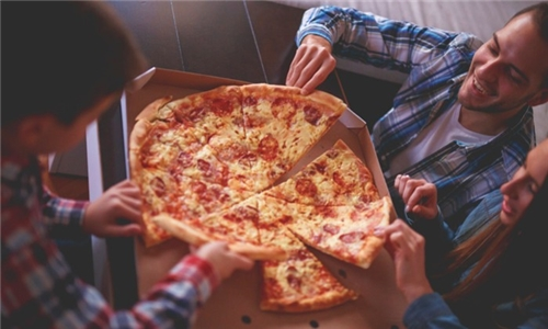 Choice of 2 x Pizza's for Pick Up or Delivery from Weezy's
