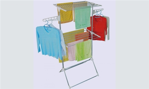 2-Layer Multi Hang Drying Rack Including Delivery
