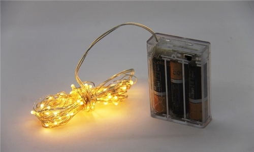 5M LED Copperwire Stringlight Including Delivery