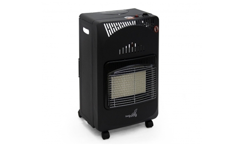 Fine Living Folding Gas Heater – Black Including Delivery