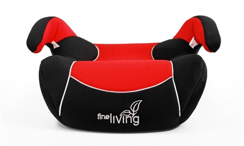 Red Baby Booster Seat Including Delivery