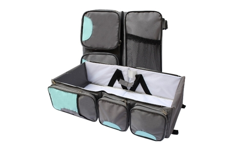 Nuovo - 4-in-1 Nappy Bag Including Delivery