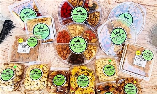 Royal Nuts Variety Pack Delivered to your Door