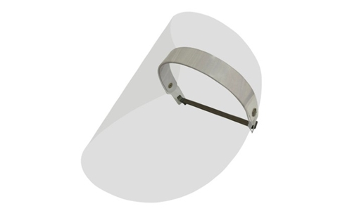 10, 20, 30 Face Shields for Adults Delivered to your Door from Phila Wellness Spa