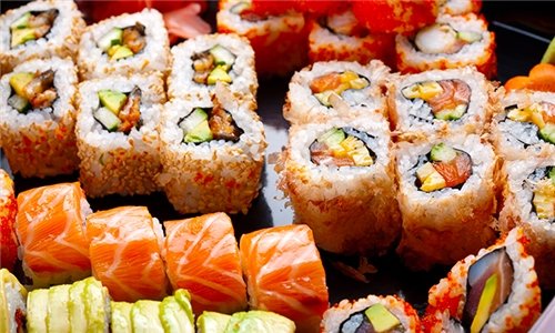 Pick-Up: Choice of 22, 32 or 34-Piece Sushi Platter to Share with Yuki Sushi