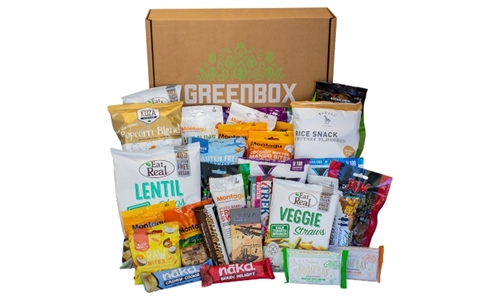 Family Box – 32 Snacks Delivered to your Door