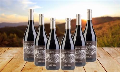Pick-Up: 6 x Bottles of 2009 Arra Shiraz from Arra Vineyards