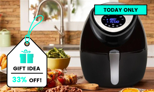 Milex Power AirFryer 3.6 Litre Including Delivery