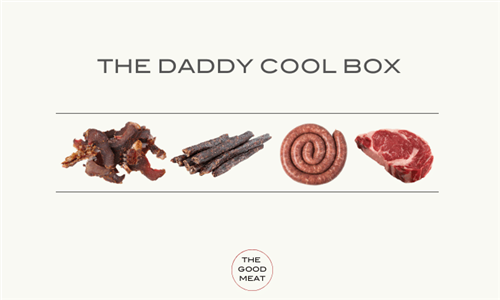 Daddy Cool Box – Assorted Meats Delivered to your Door