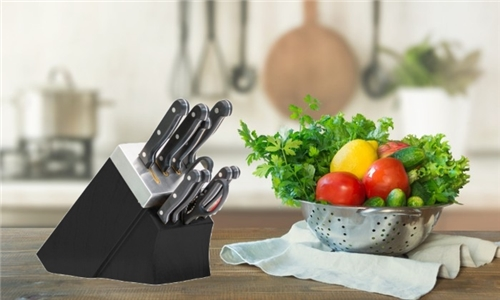 Homemax Power Chef Self Sharpening Knife Set Including Delivery