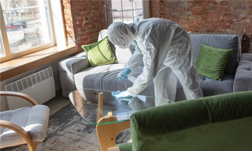 2, 3, or 4-Hours of Light or Regular Cleaning & Disinfecting for a 1 or 2 Bedroom House from Nettoyer Cleaning Service