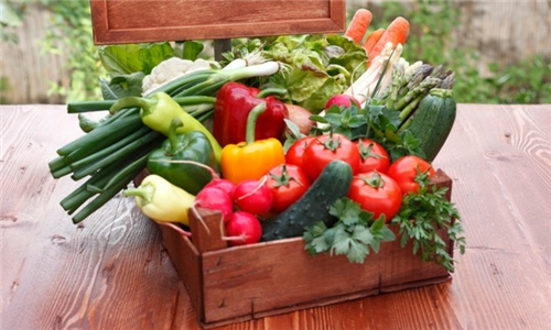 Large Seasonal Vegetables Mixed Box Delivered to your Door