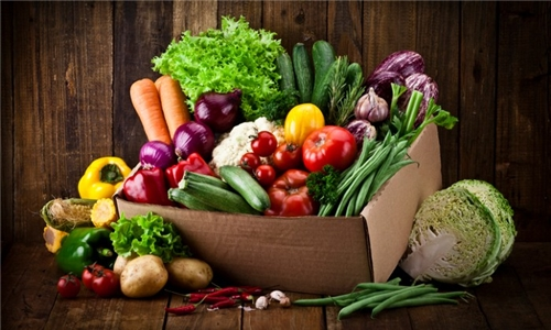 Delivery or Pick-Up: Large Vegetable Box from Bryanston Organic & Natural Market