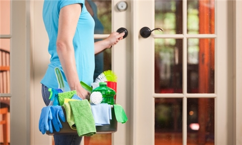 Full Day Domestic Cleaning for your Home from Rent an Angel Cleaning Service