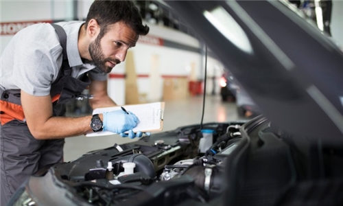Minor Service for One Vehicle Including 62 Point Check Inspection and Diagnostics from Car Service City, Modderfontein