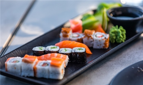 Pick-Up or Delivery: Choice of 3 Sushi Platters from Soo She – Sushi Bar and Asian Food